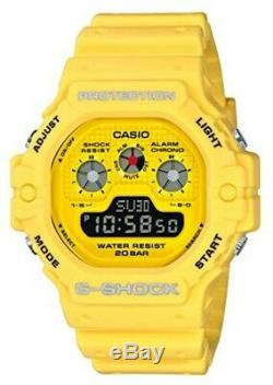 2019 NEW CASIO Watch G-SHOCK Hot Rock Sounds DW-5900RS-9JF Men from japan