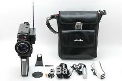 A. MINT MINOLTA XL-440 SOUND Super 8 Movie Camera 8.5-34mm F/1.2 From JAPAN 676