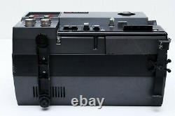 ALL Work ELMO GS-1200 w Case Super 8 8mm Stereo Sound Movie Projector From japan