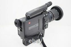 ALL Works NMint ELMO 1012S-XL Super 8 Sound 8mm Movie Film Camera From Japan