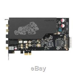 ASUS Essence STX II 24-bit 192khz PCI Express X1 Sound Card from Japan F/S NEW