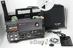All Work NMint ELMO GS-1200 Super 8 8mm Stereo Sound Movie Projector From JP