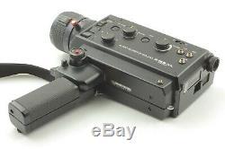 All Works Exc++++ Elmo Super Sound 612S-XL AF 8mm Movie Camera From JAPAN #878