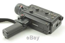 All Works Exc++++ Elmo Super Sound 612S-XL AF 8mm Movie Camera From JAPAN 878