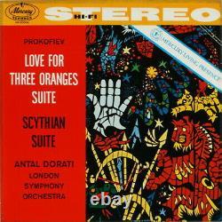 Antal Dorati Prokofiev Scythian Suite SACD + CD STEREO SOUND From Japan New F/S