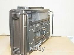 Antique GRUNDIG RR-1140SL Broadcast Receiver Sounds great! Used from Japan