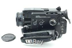 Appearance MINT YASHICA SOUND 50XL MACRO SUPER 8 Movie Camera from JAPAN #1550