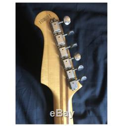 Aria Pro II RS-850 REV-SOUND Series Natural Electric Guitar Shipped from Japan