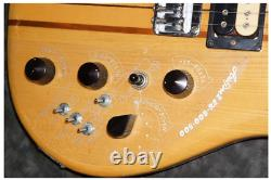 Aria Pro II Tri Sound Series TS-600 Natural Electric Guitar Shipped from Japan