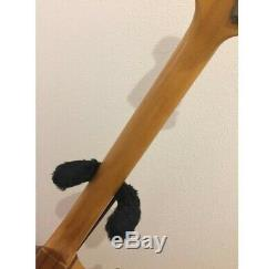 Aria Pro TS-500 Thor-Sound Series Natural Electric Guitar Shipped from Japan