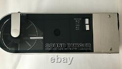 Audio-Technica AT727 SOUND BURGER Grey! From Personal Collection