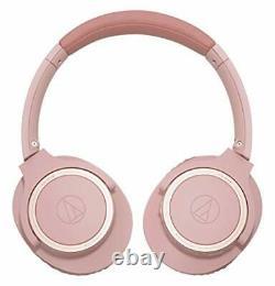 Audio-technica Sound Reality ATH-SR30BT PK Bluetooth Wireless Headphones