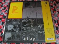 BANANA FISH HARD & HEART SOUND / LP Record with OBI Shipping from JAPAN