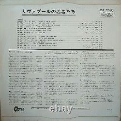 BEATLES The Fresh Sounds From Liverpool 1964 Japan 1st Odeon press RED WAX Lp