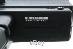BOXEDNEAR MINTElmo Super 8 Sound 6000AF MACRO Movie Camera + Case from Japan