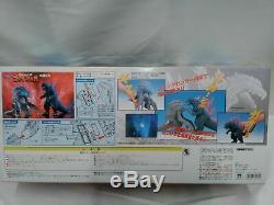 Bandai Godzilla 2000 Godzilla vs Orga Figure Gekitotsu Sound from Japan