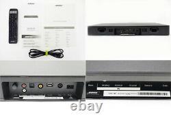 Bose Solo 15 TV Sound System Used Sound Bar Speaker Black 2014 AC100v From Japan