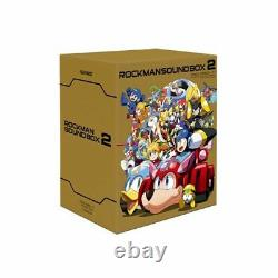 CD Rockman Sound BOX 2 NEW from Japan