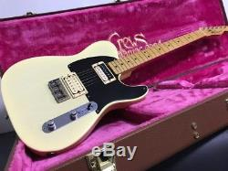 CREWS MANIAC SOUND Electric Guitar Tele-Gib JEFF BECK From Japan Used