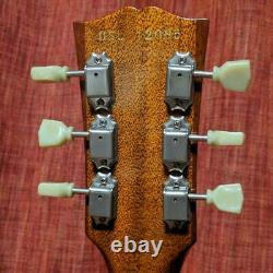 CREWS MANIAC SOUND OSL GOLD TOP LP Type Electric Guitar Ships Safely From Japan