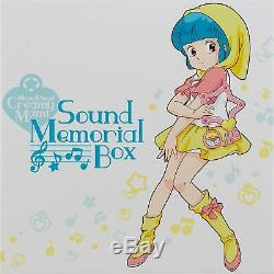 Creamy Mami sound Memorial BOX with DVD FROM JAPAN NEW withTracking