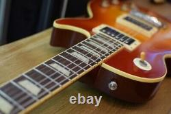 Crews Maniac Sound KTR LS-01 Les Paul Electric Guitar with Soft Case from Japan