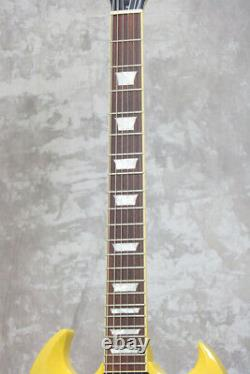 Crews Maniac Sound KTR SG-02 SG Type Electric Guitar Ships Safely From Japan
