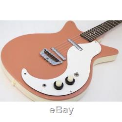 DANELECTRO 59DC Electric Guitar sound Rare Excellent condition Used from japan