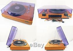 DENON DP-3000 Record Player Turntable Audio Sound Music Analog Used from Japan