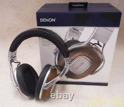 DENON Headphones AH MM400 Over ear Hi-Res MUSIC Sound From Japan
