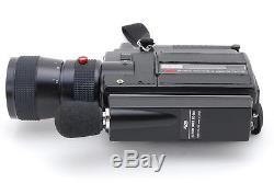 ELMO SUPER 8 SOUND 1050S MACRO 8mm Movie Camera From JAPAN NEAR MINT #180601
