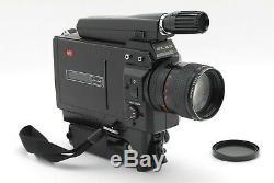 EXC+++++ ELMO SUPER 8 SOUND 612S-XL MACRO Super8 Movie Camera From JAPAN #757