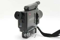 EXC+++++ ELMO SUPER 8 SOUND 612S-XL MACRO Super8 Movie Camera From JAPAN #757