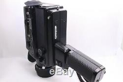 EXC+++++ELMO SUPER 8 SOUND 650S With8-50mm f/1.8 8mm Movie Camera From Japan
