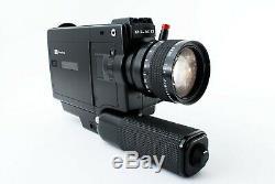 EXC+++++ ELMO super Sound 260S-XL macro super 8 film movie camera from japan