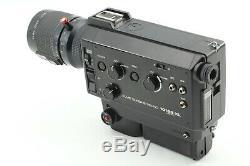 EXC+++ Elmo Super 8 Sound 1012S XL Macro f/1.2 max Lens From JAPAN 949