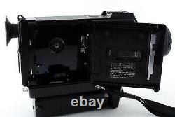 EXC +++++ Elmo super 8 sound 612s-xl macro Super 8 Movie Camera From Japan