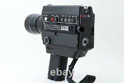Ecellent+++++ ELMO super8 Sound 1000S macro super8 film movie camera from Japan