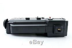 Exc+5 ELMO Super 8 Sound 2600AF MACRO 8mm Movie Camera Tested From JAPAN