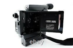 Exc+++++ Elmo Super8 Sound 1012S-XL 8mm Movie cine Camera from japan