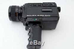 Excellent+++++ Bolex 5120 sound macro zoom super 8 8mm movie camera from japan