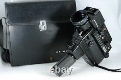 Excellent ELMO SUPER 8 SOUND 3000AF 8mm Movie Camera From Japan