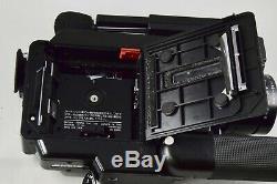 Excellent+++ ELMO Super 8 Sound 2400AF MACRO 8mm Movie Camera From Japan