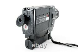 Extra rare! MINT ELMO SUPER 8 SOUND 350SL Zoom Lens 9-27 F1.2 Macro from Japan