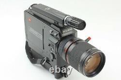 FedEx Exc++++ Elmo Super 8 Sound 1012S XL Macro 7.5-75mm f/1.2 From JAPAN