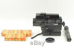 FedEx MINT Film x5 Elmo Super 8 Sound 6000AF MACRO Movie Camera From JAPAN
