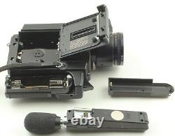 FedEx RARE BOX ELMO SUPER 8 SOUND 6000AF MACRO 8MM MOVIE CAMERA FROM JAPAN