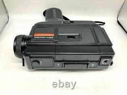 FedExRare Appearance Nr MINT Copal Sound 200 XL Super 8 Film Camera From Japan