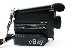 Fujica Single 8 P 300 Sound Movie Camera from Japan