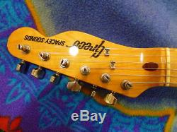 GRECO Spacey Sound TL-500 Electric Guitar Used from japan